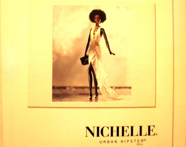 Barbie Nichelle Hipster Doll