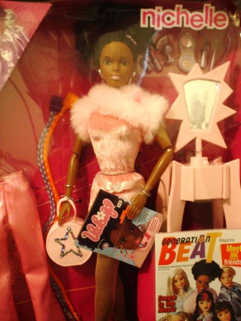 Pink Generation Girl Barbie