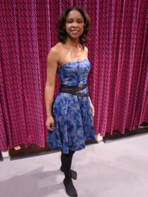 mcqblue-dress