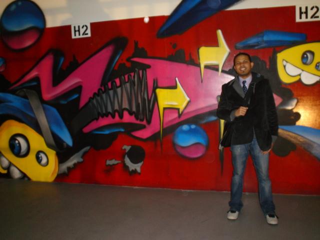 Grafitti B-Rad