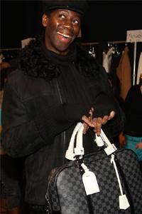 Miss J. Alexander - NYFW Fall 2009