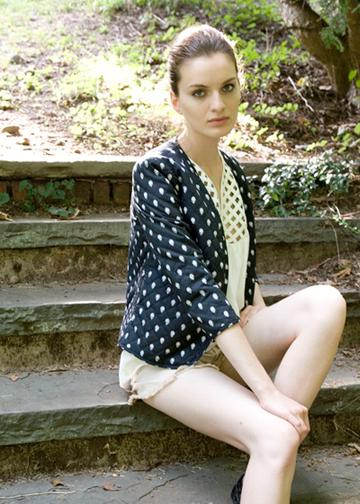 Provence Print Quilted Jacket