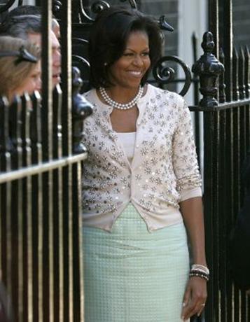 Michelle Obama in London