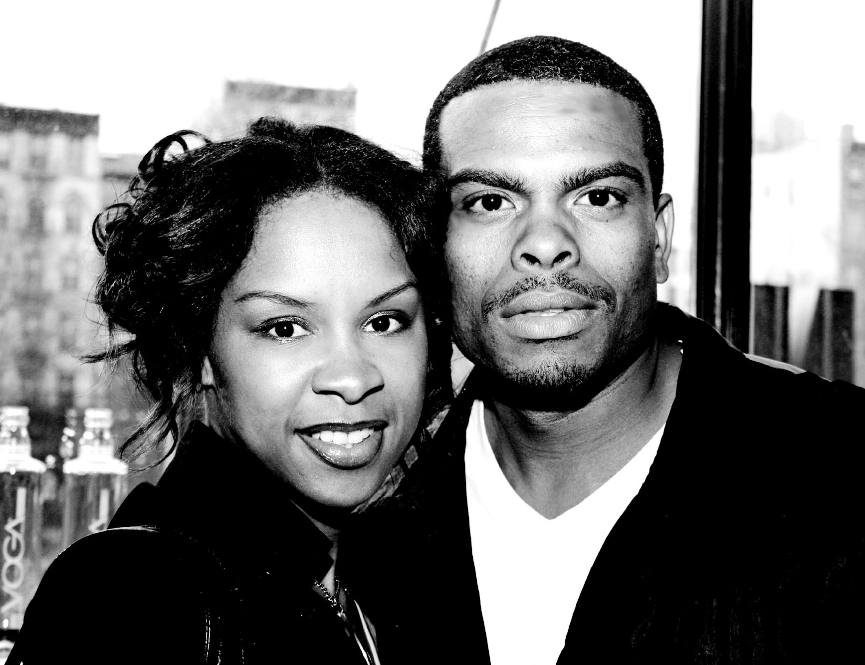 Nichelle Pace and Benny Boom
