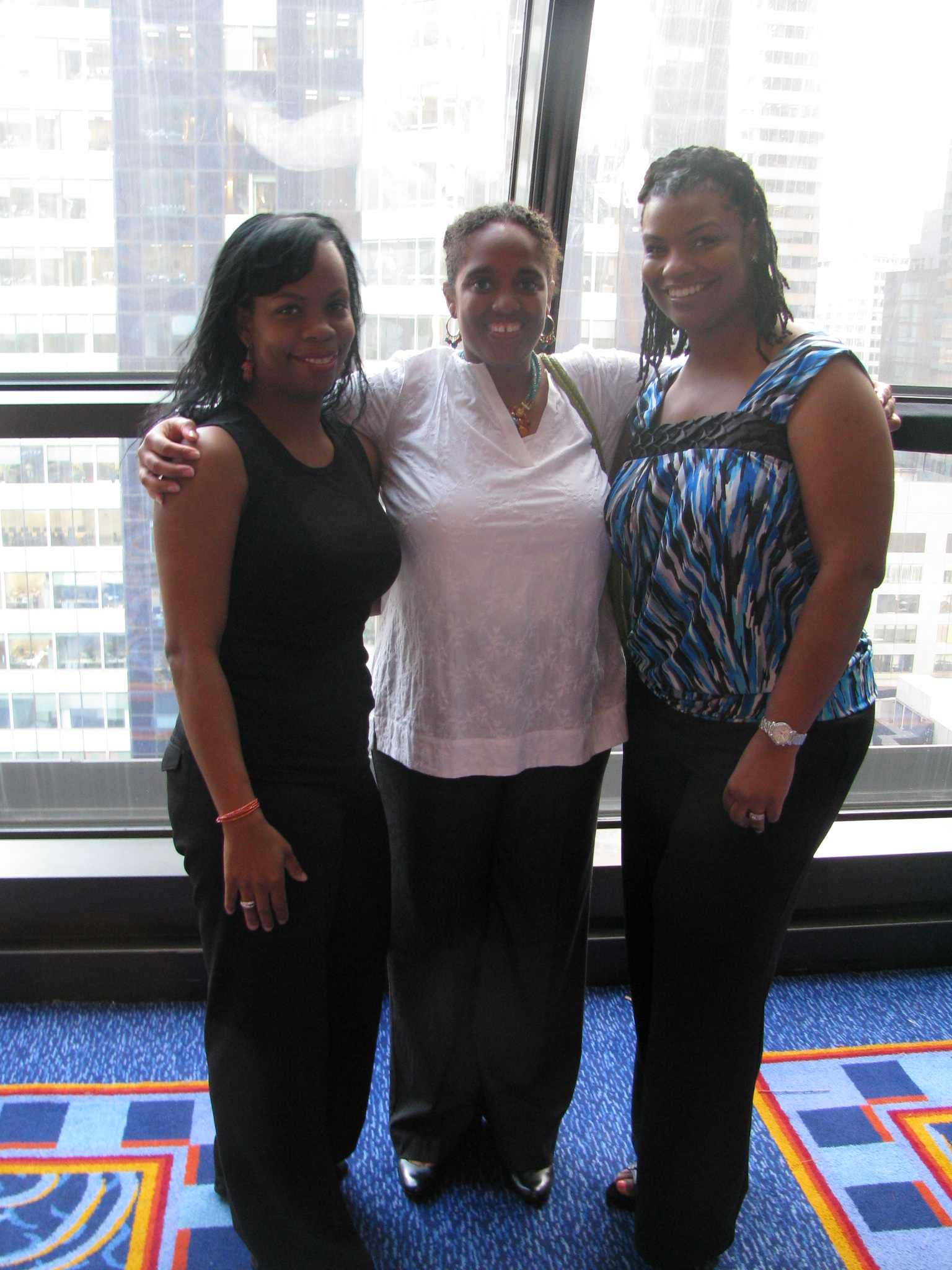 BlogMoms at EAS Active Event