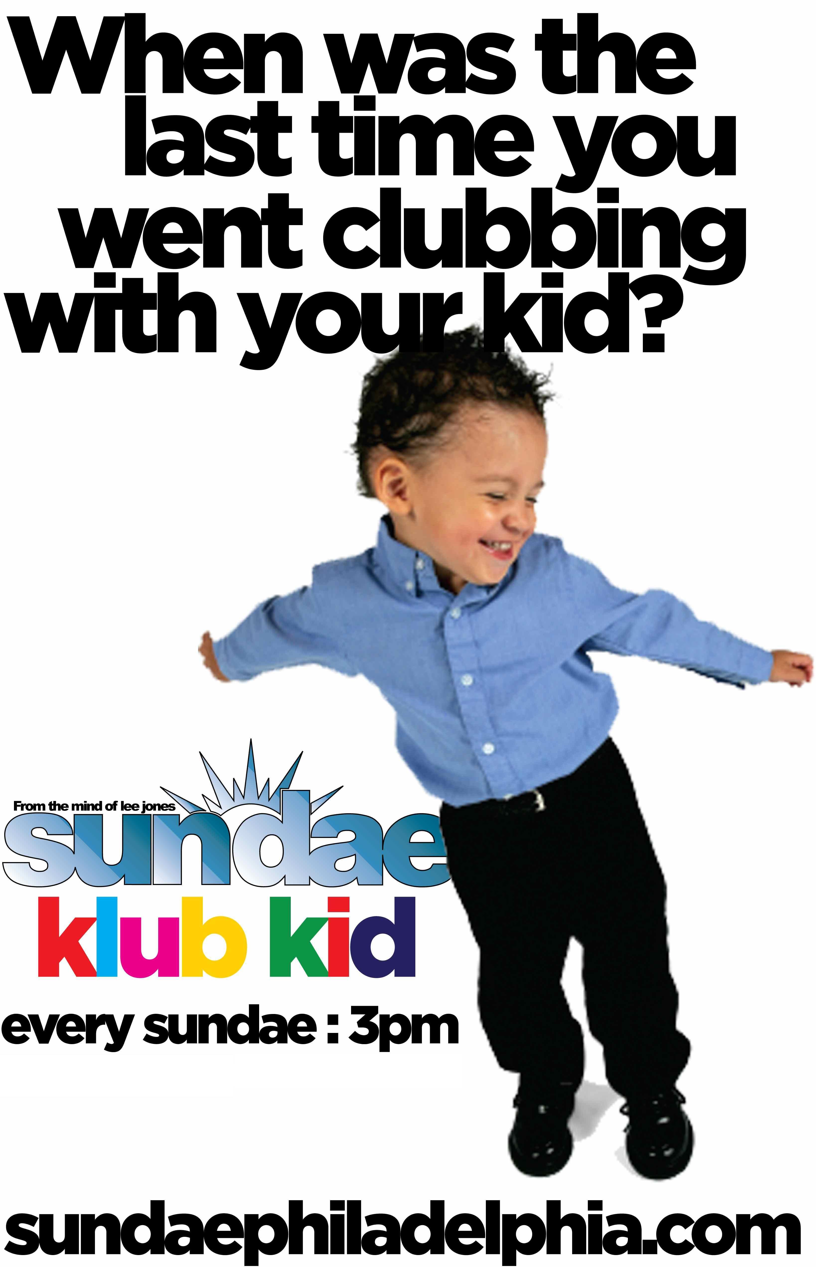 Sundae Klub Kid