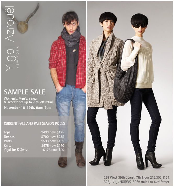 YAsamplesale-nov09