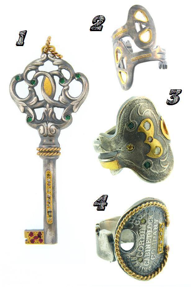 Key Collage