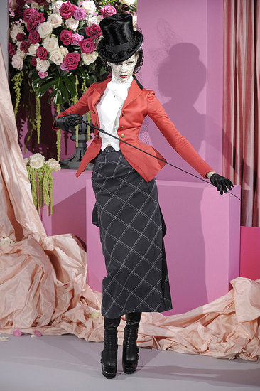 fashion translation dior haute couture spring 2010 stylemom
