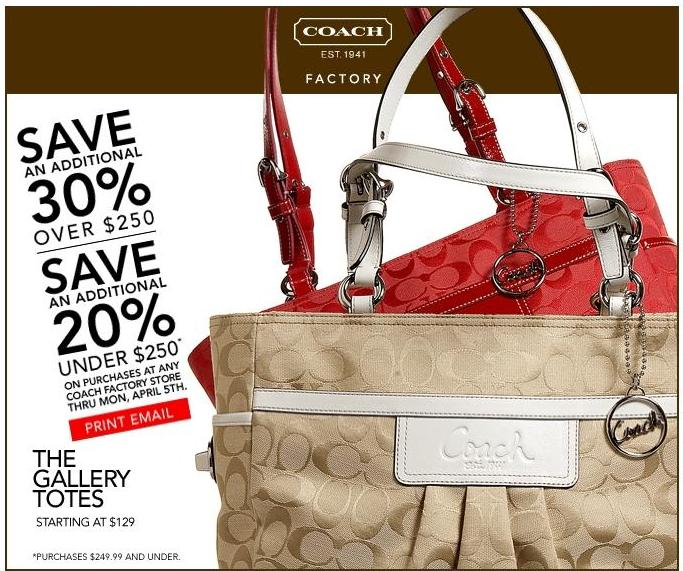 coupons for coach outlet a6zs  coupons for coach outlet