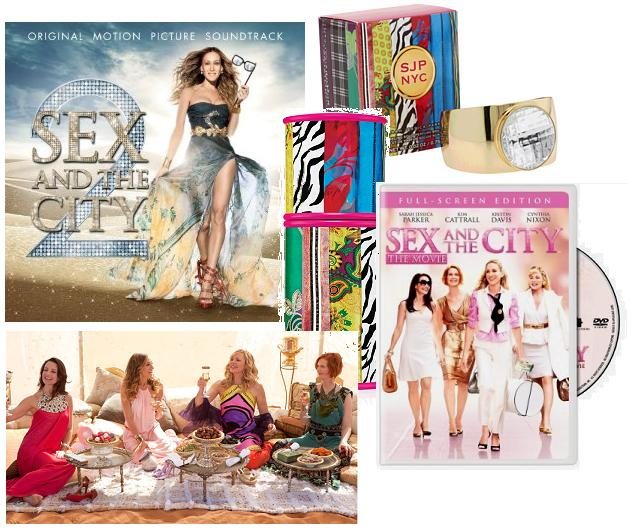 SATC2 PRIZE PACK contests giveaways
