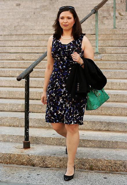 Corporette webblogging fashion style