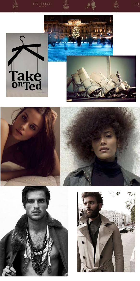 Take on Ted Baker London