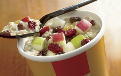 Image result for mcdonalds oatmeal