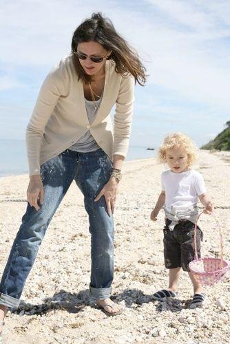 Jenna Lyons and Beckett