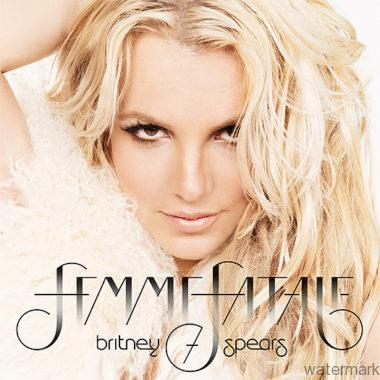 Britney Spears Femme Fatale Album