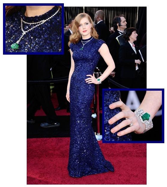 Amy Adams 2011 Oscars