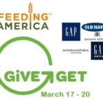 Gap Give and Get for Feeding America