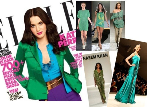 Spring 2011 Trend: Green