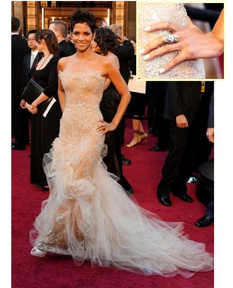 Halle Berry 2011 Academy Awards
