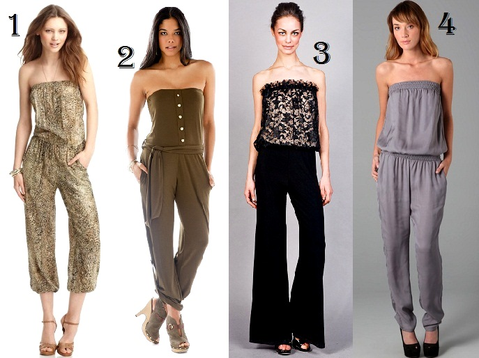 Romper trend spring 2011