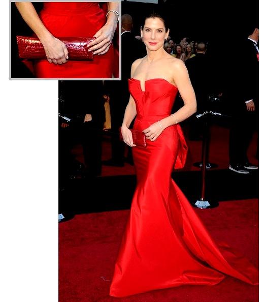 Sandra Bullock 2011 Oscars