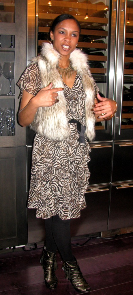 Stylemom.com founder Nichelle Pace