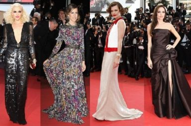 Celebrity Moms at Cannes
