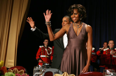 Michelle Obama at White House