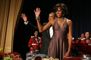 Michelle Obama at White House