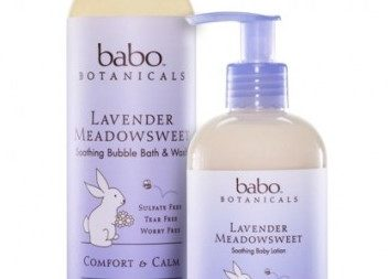 Babo Botanicals Lavender Meadowsweet Pack