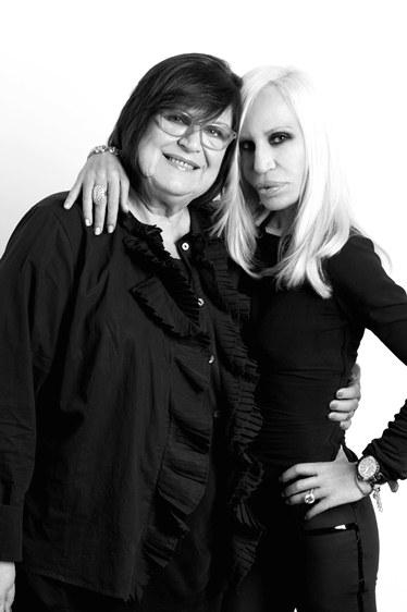 Donatella Versace Margareta van den Bosch
