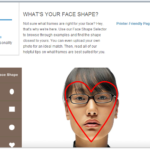 LensCrafters Face Shape