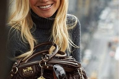 Gwyneth Paltrow for Coach
