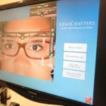 LensCrafters AccuFit (sm)