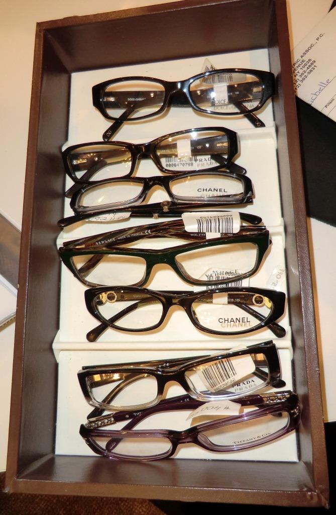LensCrafters designer frames
