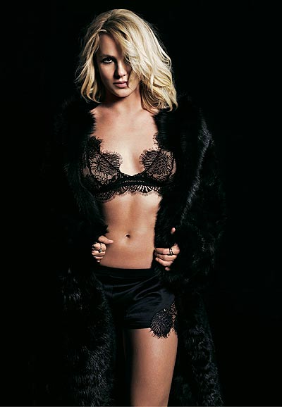 Britney Spears Glamour UK Oct 2011
