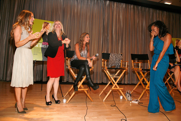 Sarah Jessica Parker, Moms and the City, Nichelle Pace