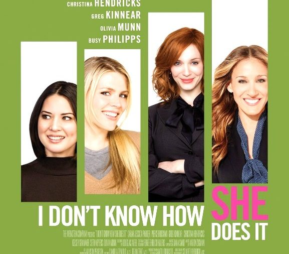 Olivia Munn - Busy Phillips - Christina Hendreicks - Sarah Jessica Parker