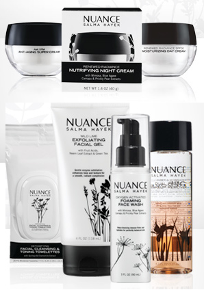 Nuance Face cream by Salma Hayek