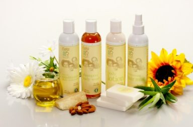 The Cara B Naturally Children's Haircare Line