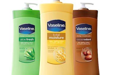 Vaseline Total moisture lotion