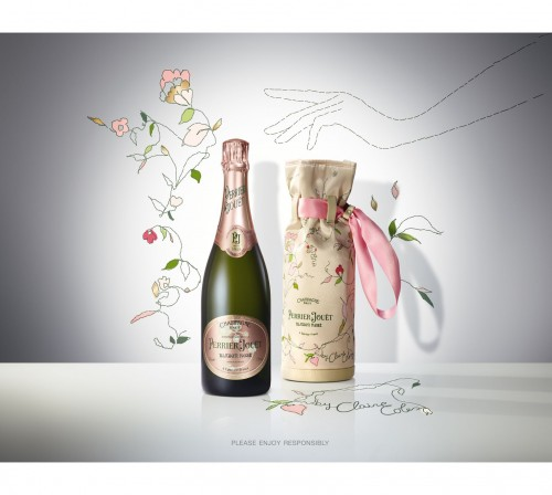 Champagne Perrier-Jouët Holiday Collection 2012 – STYLEMOM