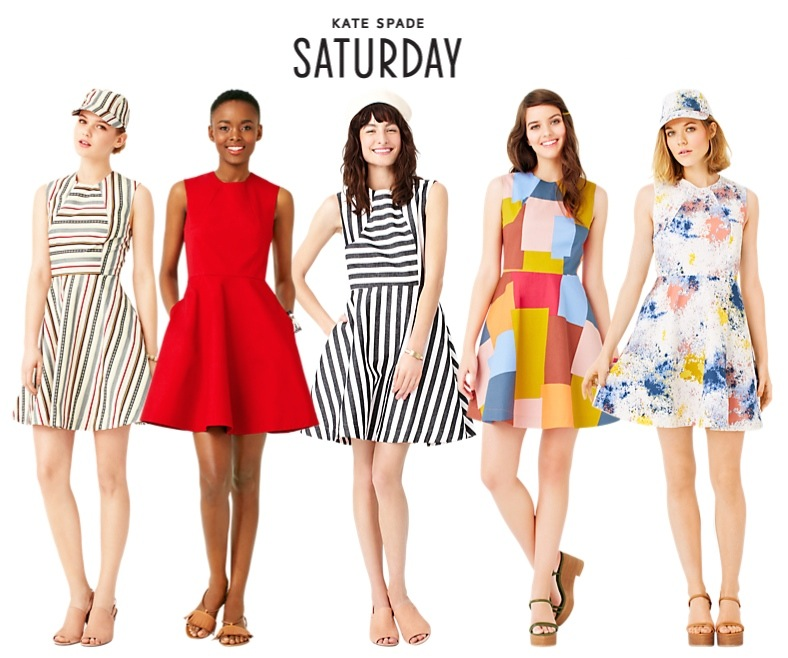 Kate Spade Saturday dresses