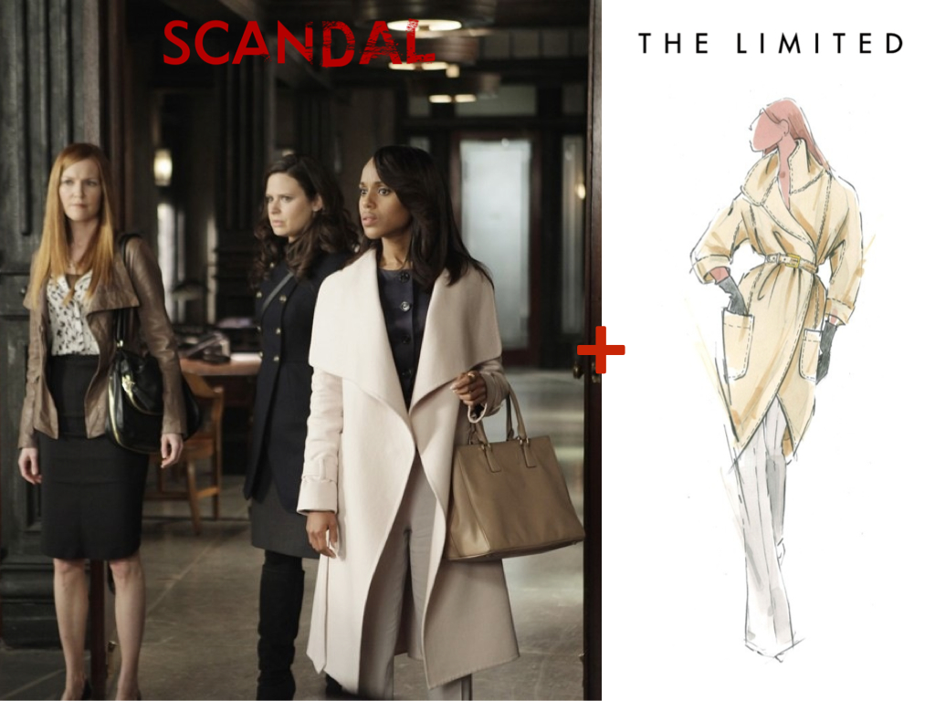 The Limited Scandal Collection