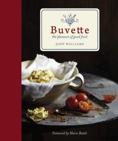 Buvette NYC Cookbook
