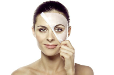 face mask beauty skin