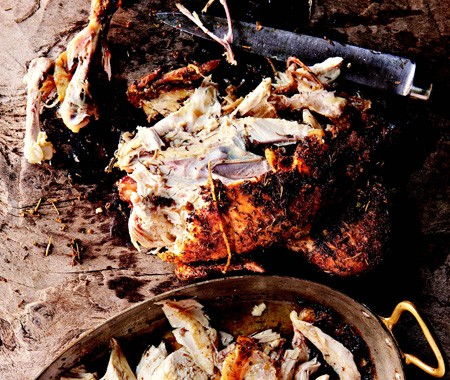 Chicken Tart Buvette Recipe