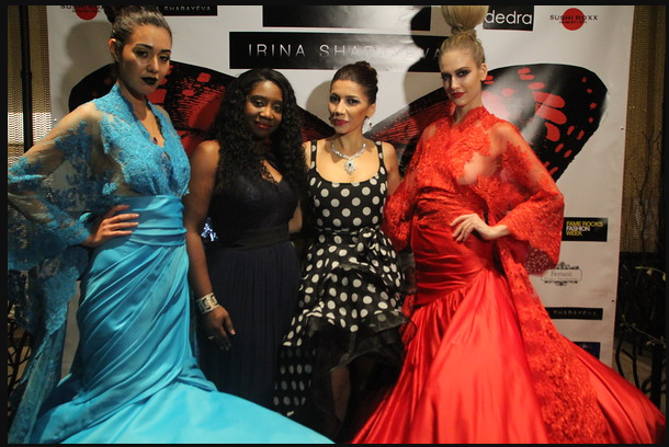 Irina and Crew