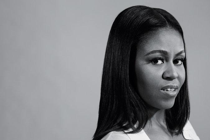 Michelle Obama T Magazine